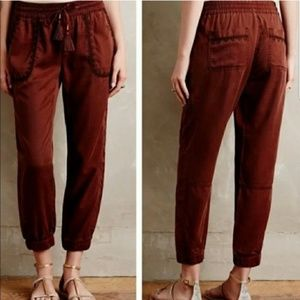 Anthropologie Hei Hei Jogger Pants Stitched A1219